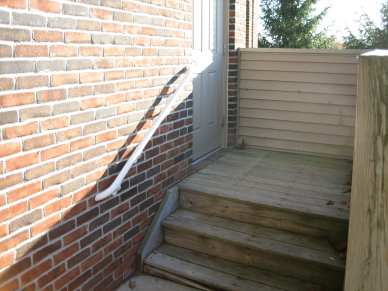 "1/2"" lag shield long - brick - railing"