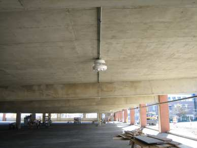 "1/4"" x 1-3/4"" 316 stainless steel wedge anchor - concrete - parking garage light"