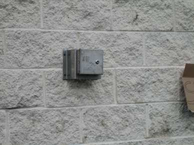 "1/4"" x 1-1/4"" hex CONFAST - block - security box"
